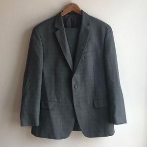 FULL MICHAEL KORS SUIT (Jacket Un-Altered)